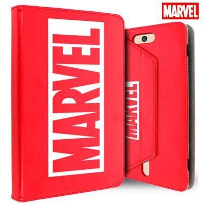 Funda-Ebook-Tablet-10-pulgadas-Universal-Marvel-Rojo